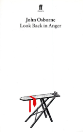 Look Back in Anger book