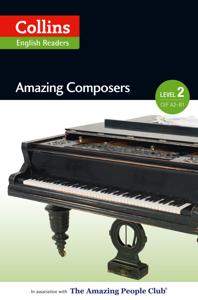 Amazing Composers Copertina del libro
