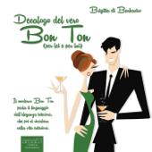 Decalogo del vero Bon Ton Book Cover