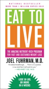 Eat to Live Book Cover