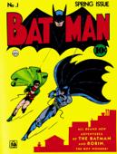 Batman (1940-) #1 Book Cover