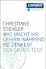 Christiane Stenger - Was macht Ihr Gehirn, während Sie denken? Grafik