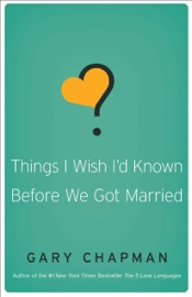 Things I Wish I'd Known Before We Got Married PDF Download