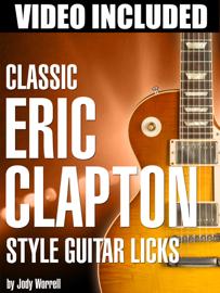 Classic Eric Clapton Style Guitar Licks