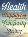 Health Happiness And Longevity