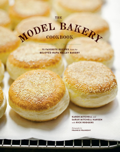 The Model Bakery Cookbook Book Cover