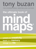 Tony Buzan - The Ultimate Book of Mind Maps artwork