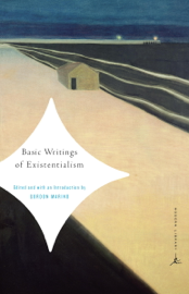 Basic Writings of Existentialism book