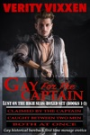 Gay For The Captain Lust On The High Seas Bundle Books 12 3