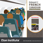 French Canadian Onboard