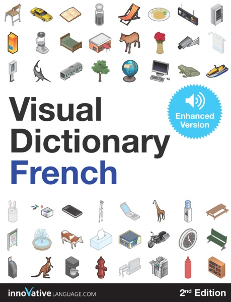Visual Dictionary French (Enhanced Version - 2nd Edition)