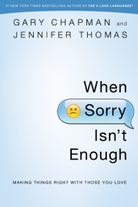 When Sorry Isn't Enough Summary
