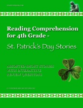 Reading Comprehension For 4th Grade - St. Patrick's Day Stories