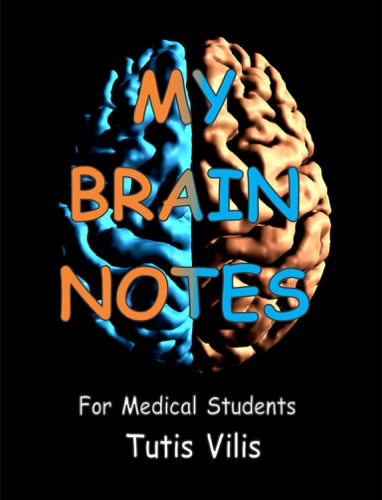 My Brain Notes for Medical Students