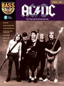 AC/DC (Songbook) Book Cover