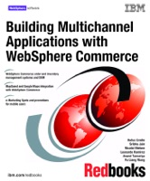 Building Multichannel Applications with WebSphere Commerce