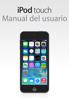 Apple Inc. - Manual del usuario del iPodtouch para iOS 7.1 artwork