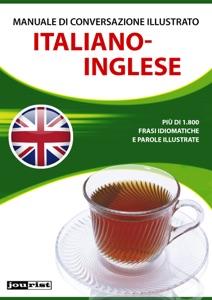 Manuale di conversazione illustrato Italiano-Inglese Book Cover