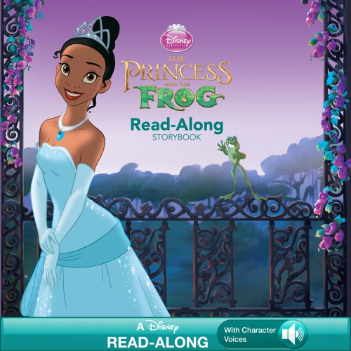 Disney Book Group - The Princess and the Frog Read-Along Storybook