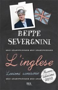 L'Inglese. Lezioni semiserie Copertina del libro