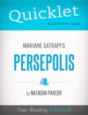 Quicklet On Marjane Satrapis Persepolis
