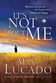 It's Not About Me book