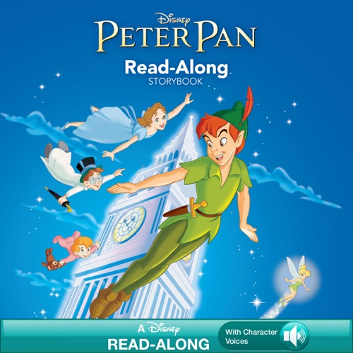 Disney Book Group - Peter Pan Read-Along Storybook