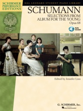Schumann - Selections from Album for the Young, Opus 68 (Songbook)