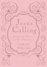 Jesus Calling - Deluxe Edition Pink Cover book