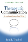 Therapeutic Communication Second Edition