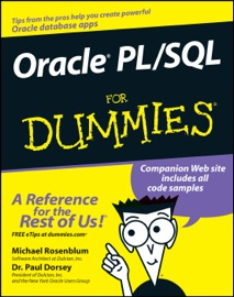 Oracle PL / SQL For Dummies - Michael Rosenblum & Paul Dorsey