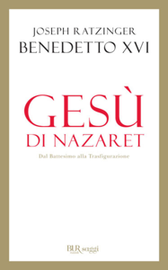Gesù di Nazaret - Dal battesimo alla Trasfigurazione Copertina del libro