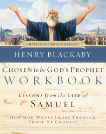 Chosen to Be God's Prophet Workbook PDF Download