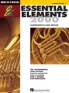 Essential Elements 2000 - Book 1 For Horn Textbook