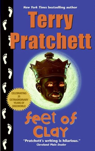 Terry Pratchett - Feet of Clay