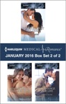 Harlequin Medical Romance January 2016 - Box Set 2 Of 2