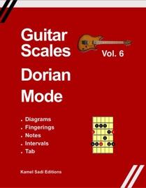 GUITAR SCALES DORIAN MODE