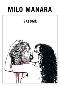 Salomè Copertina del libro