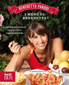 I menù di Benedetta Book Cover