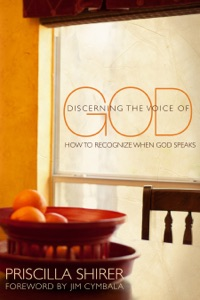Discerning the Voice of God Book Cover