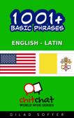 1001+ Basic Phrases English - Latin