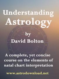 Understanding Astrology book