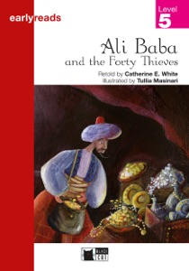 Ali Baba and the Forty Thieves Book Cover
