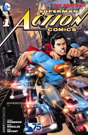 Action Comics (2011-) #1 book