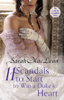 Sarah MacLean - Eleven Scandals to Start to Win a Duke's Heart artwork