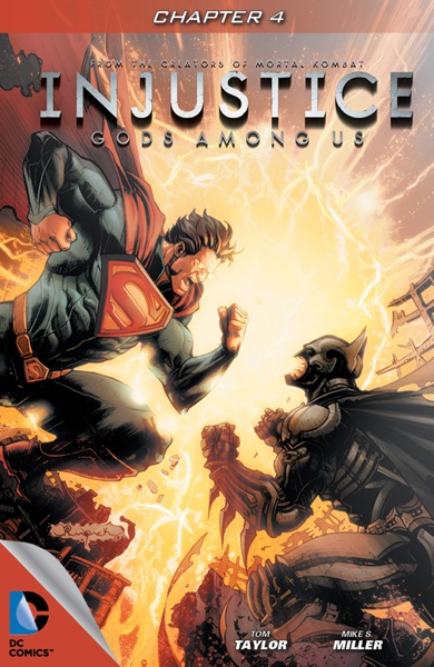 Injustice: Gods Among Us #4