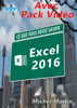 Excel 2016 avec pack vidéo - Michel Martin