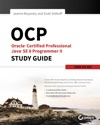 OCP Oracle Certified Professional Java SE 8 Programmer II Study Guide
