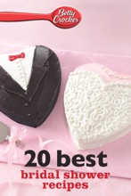 Betty Crocker 20 Best Bridal Shower Recipes