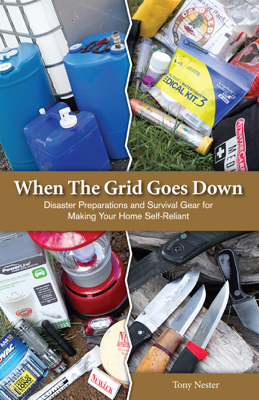 When The Grid Goes Down - Tony Nester book